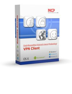 NCP Secure Entry Client